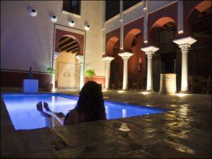 La historia de los baños árabes de Córdoba